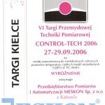 Targi Kielce Control-Tech 2006