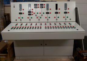 Prefabrykacja - szafy sterownicze