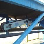Czujnik prędkości - waga taśmociągowa